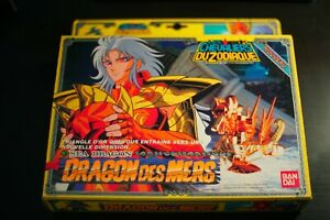 Bandai Saint Seiya 1987 Les Chevaliers du Zodiaque Dragon des Mers Sea Dragon