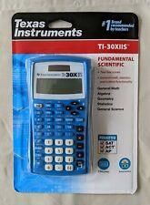 Texas Instruments TI-30XIIS Fundamental Scientific Calculator 2-Line Blue - NEW