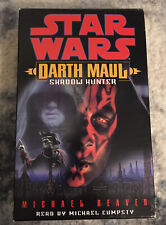 Star Wars Darth Maul: Shadow Hunter Michael Reaves 2001 audiobook