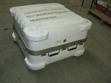 Thermodyne Shok-Stop 30x30x20 Shock Stop Hard Plastic Transit Ship Store Case A