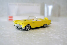 Busch 45230 HO 1/87 1956 Ford Thunderbird Yellow  C-9 Factory New In Box