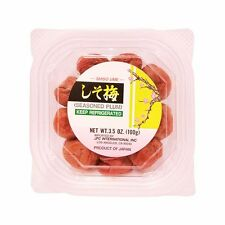 JFC Hime Shiso Ume - Pickled Plums 100g