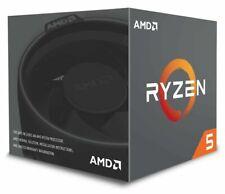 AMD YD2600BBAFBOX Processeur RYZEN5 2600 Socket AM4 3.9Ghz Max Boost, 3,4Ghz