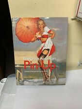 The Great American Pin-Up Hardcover by Martingnette & Meisel -  Great Graphics!