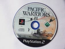 51991 Pacific Warriors II Dogfight - Sony PS2 Playstation 2 (2004) SLES 52571