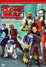 STAR WARS - THE CLONE WARS - STAGIONE 02 #04  DVD