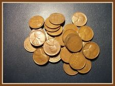 1938 S Lincoln Wheat Cent 1(One) Coin, Imperfect F to EF (Actual Coins Pictured)