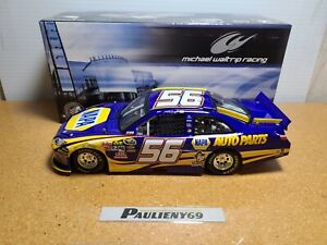 2011 Martin Truex Jr #56 NAPA Michael Waltrip Racing 1:24 NASCAR Action MIB