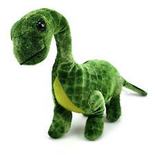 Goffa Apatosaurus Plush Green Dinosaur Stuffed Animal Vintage 1986