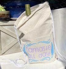 Namaste Drawstring Bag