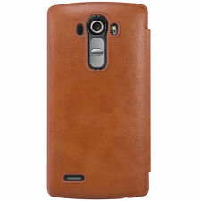 Nillkin Brown Wallet Case for Mobile Phones and PDAs
