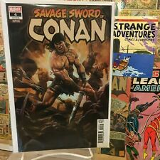 Savage Sword of Conan by Gerry Duggan & Ron Garney 1:25 Adi Granov variant