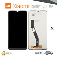 DISPLAY LCD TOUCH SCREEN XIAOMI REDMI 8 / 8A SCHERMO VETRO M1908C3IG M1908C3KG
