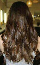Angel Halo 8 Chestnut 100g Human Hair Extension