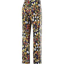 nwt~Adidas FARM TUCANARIO FIREBIRD TRACK PANT Allover Print gym Sweat~Women sz M