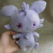 "NEW POKEMON Tomy EEVEE SERIES  PLUSH Espurr 8"" Stuffed Plush doll"