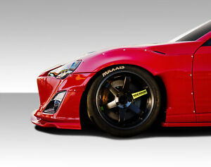 13-16 Scion FRS GT500 Duraflex Wide Body Kit- Front Fenders!!! 109029