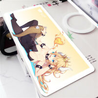 Super Mario Bowsette Anime Large Mouse Pad Game Play Mat Keyboard Mice Pad