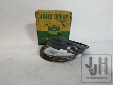John Deere Nos Complete Tractor Crawler Piston Ring Set 040 Am710t M Mc Mt