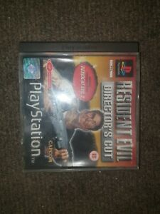 Resident Evil Director's Cut PlayStation 1