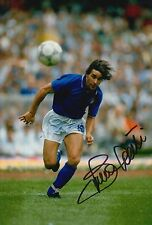 Bruno Conti Hand Signed Italy 12x8 Photo 4.