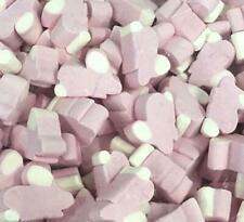 Rose & ; Blanc Lapin Malvacées 1kg Sac - de Pâques Lapin Marshmallows