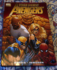 NEW AVENGERS Volume 1HARD COVER Graphic Novel