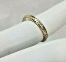 .8 gram Designer R + B Solid Gold 10k Toe Ring .8g