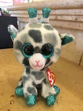 """Ty Beanie Boo GIA the Giraffe 6"""" Claire's Exclusive MWMTS"""