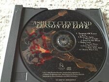 """Ashley Cleveland """"Lesson of Love"""" CD 1995 Reunion Records"""