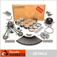 04-07 Dodge Dakota Durango Ram Jeep 4.7L SOHC Master Overhaul Engine Rebuild Kit