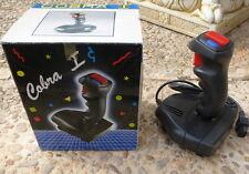 NINTENDO NES Joystick COBRA I. Con Auto Fire. Perfecto estado. En CAJA