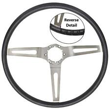 1969 Camaro & 69-70 Chevelle, Impala, Nova Steering Wheel 3-Spoke Comfort New