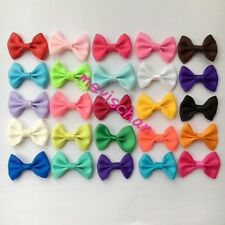 10Pcs/lot Pet Hair Bows colorful Rubber Bands Small Dog Cat Bowknot Hair rope