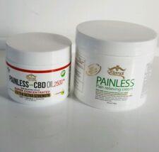 1 Eternal Spirit Beauty Painless 2500 Extra Ultra Strength/1 free painless cream