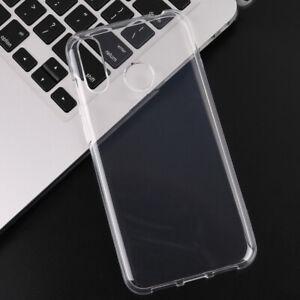 Hülle Für Cubote R15 Pro Silikon Schutzhülle Handyhülle TPU Tasche Slim + GLASS