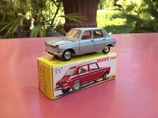 Dinky Toys Réf 1407 SIMCA 1100 état très très proche du neuf boite d'origine