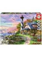 "PUZZLE EDUCA 1000 PIEZAS ""FARO EN ROCK BAY"" - EDUCA 17740 - Puzzle 1000 Pieces"