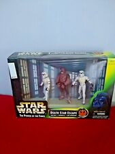 1997 STAR WARS  POWER OF THE FORCE DEATH STAR ESCAPE