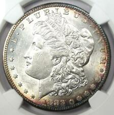 1883-S Morgan Silver Dollar $1 Coin - Certified NGC AU55 - Near MS / UNC!