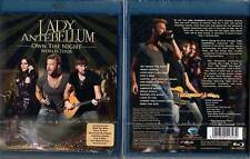 "LADY ANTEBELLUM ""Own The Night World Tour"" (BLU-RAY) 2012 NEUF"