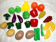 26 New Step 2 assorted Play Food Toy Fruit Vegetables potato apple banana orange
