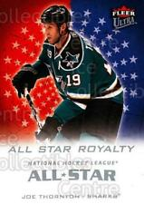 2008-09 Ultra All-Star Royalty #6 Joe Thornton