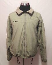 Columbia Mens Core Interchange Full Zip Jacket Coat Fleece Lined Size XL