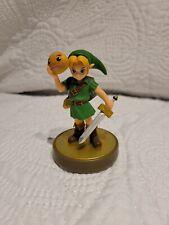 Nintendo Amiibo Zelda Majoras Mask Link Loose