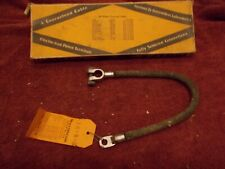 24 25 26 Willys Knight Negative Battery Cable Lead Wire Terminal 16 inch Paige