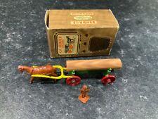 Benbros Qualitoy T.V. Series Log Cart & Horse Boxed