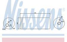 NISSENS Filtro deshidratante, aire acondicionado VOLKSWAGEN GOLF AUDI A3 95171