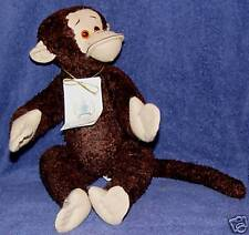 RILEY BY KARL GIBBONS COLLECTION- FULLY JOINTED MONKEY