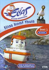 Elias, de kleine reddingsboot : Elias komt thuis (DVD)